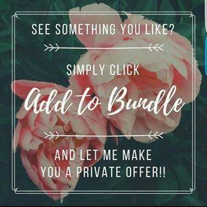 Bundle! 🌷